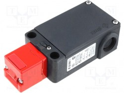 Safety switch: bolting; Contacts: NC + NO; IP66; Mat: plastic
