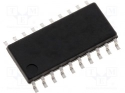 Microcontroller 8051; Flash:2kx8bit; SRAM:128B; Interface: UART