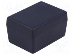 Enclosure: multipurpose; X: 47mm; Y: 66mm; Z: 38mm; polystyrene