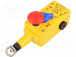 Safety switch: singlesided grabwire switch; Contacts: NC x3
