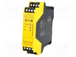 Module: safety relay; 24VDC; 24VAC; Inputs:4; Mounting: DIN; IP20