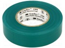Tape: electrical insulating; W:19mm; L:20m; D:0.15mm; 170%; 90°C