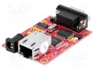 Module: Ethernet; Interface: RS232; 5VDC