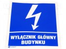 Safety sign; informative; W:105mm; H:148mm; FS