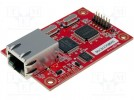 Module: Ethernet; Interface: UART; 3.3VDC; PIN:2x6