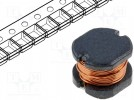 Inductor: wire; SMD; 0504; 100uH; 0.52A; 0.7Ω