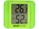 Thermo-hygrometer; LCD; -50÷70°C; Accur: ±1°C; 0.1°C; 10÷99%RH